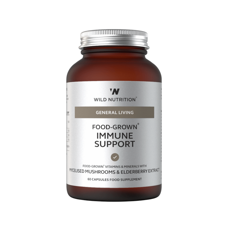 Wild Nutrition FOOD-GROWN IMMUNE SUPPORT Bespoke Living