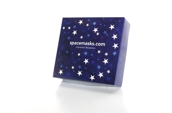 Spacemasks SPACEMASKS - JASMINE SLEEP FOIL MASK Spacemasks