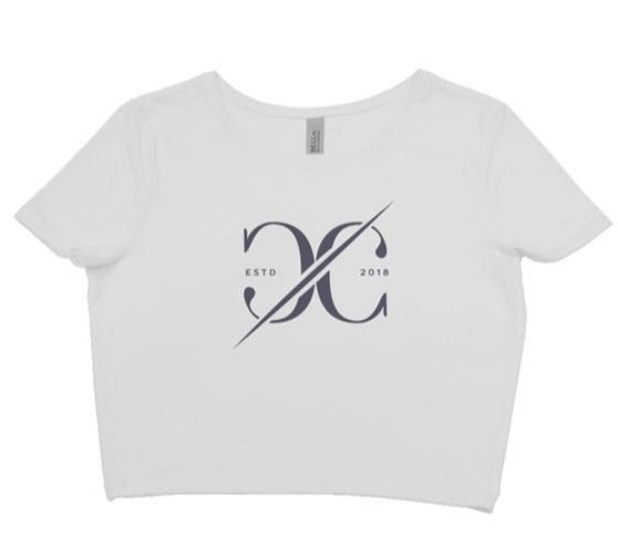 "Counterculture ""Alexis"" Crop T-Shirt"