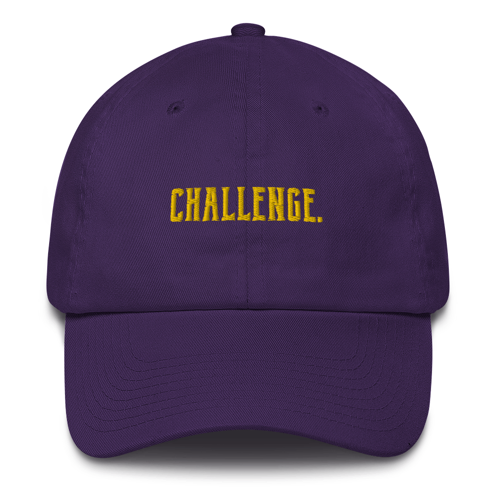 "Counterculture ""Challenge"" Dad Hat"