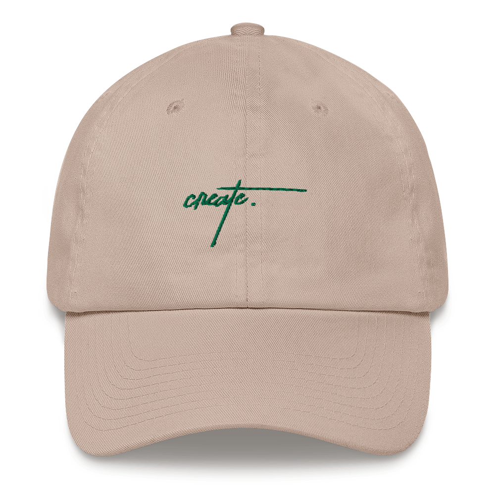 "Counterculture ""Create"" Dad Hat"