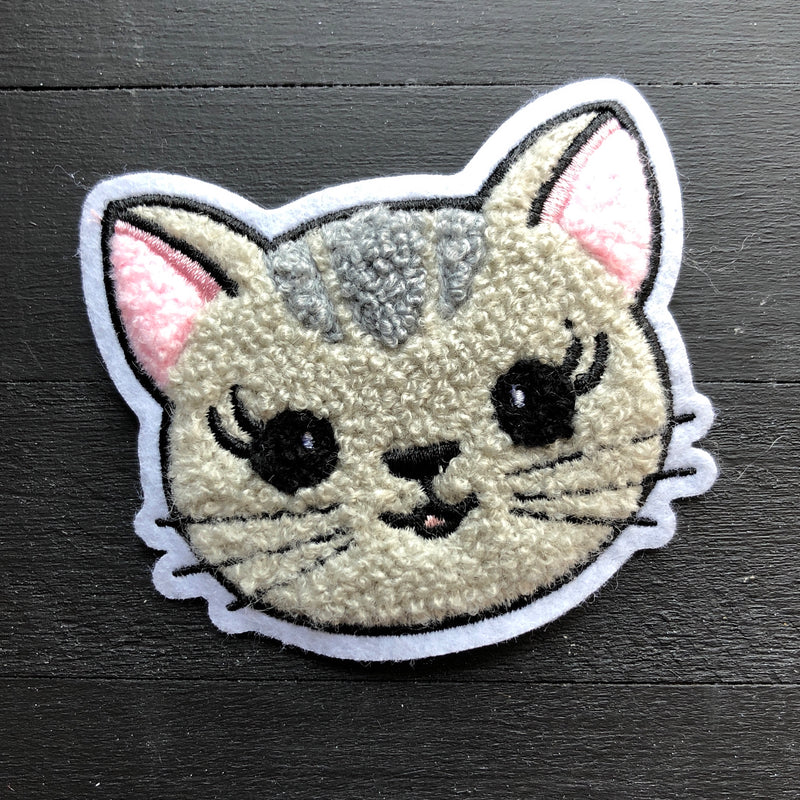 Mabel // Chenille Patch