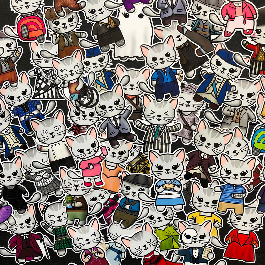 Diecut Sticker Blind Bag!