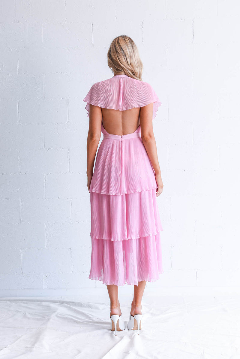 Slice of Heaven Midi Dress