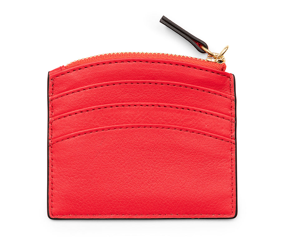 SUNRISE ZIP CARD HOLDER - SUN - CALA VELA