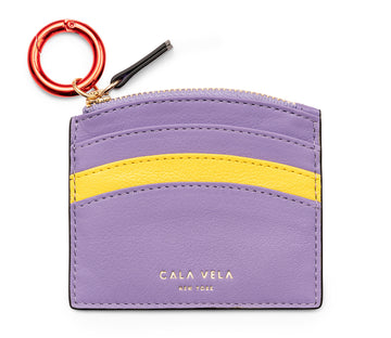 SUNRISE ZIP CARD HOLDER - DREAM - CALA VELA