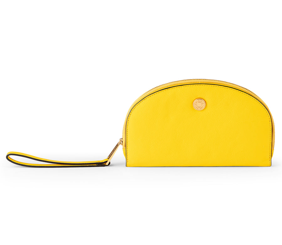 SUNRISE CLUTCH WALLET - SUNSHINE - CALA VELA
