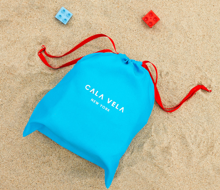 SUNRISE BAG - SAND - CALA VELA