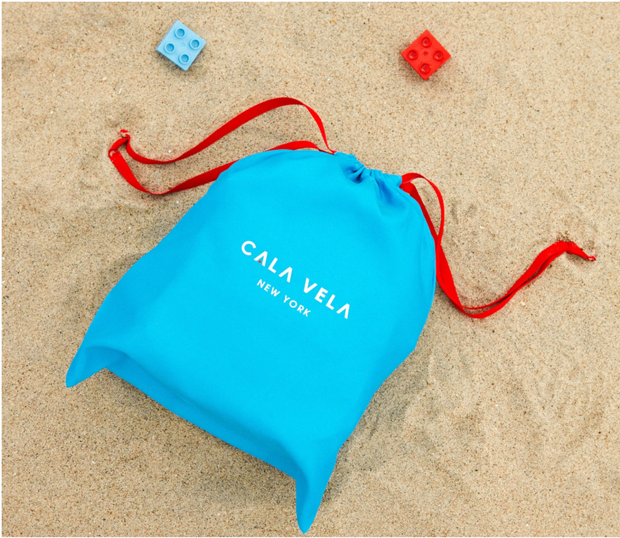 SUNRISE BAG - SHINY SUN - CALA VELA