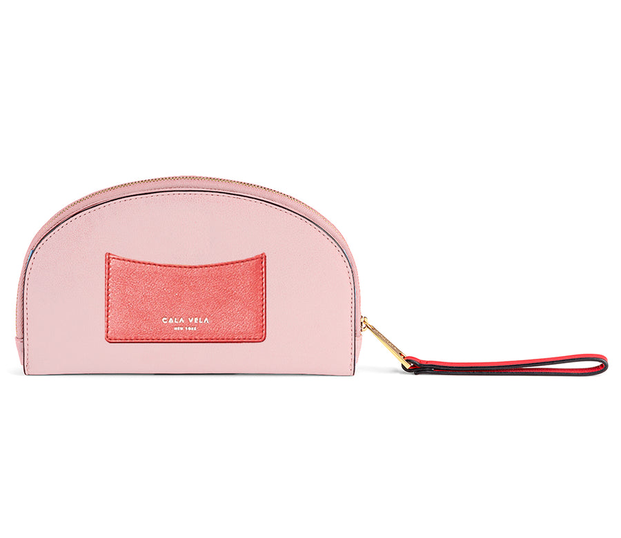 SUNRISE CLUTCH WALLET - FLAMINGO - CALA VELA