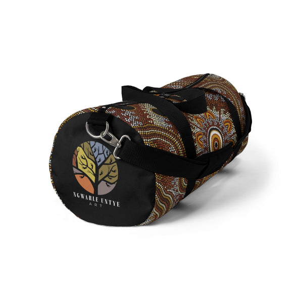 Aboriginal Art Designed Duffle Bag