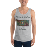Ngwarle Untye Art Design Unisex  Tank Top