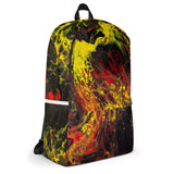 Abstract Art - Backpacks