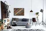 Traditional Aboriginal Art - Corkwood Dreaming Collection - Dot Painting
