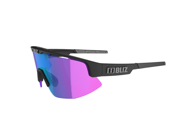 Matrix Small Matt Black Nordic Light M13 (Violet-Blue) - veloboutiquecl