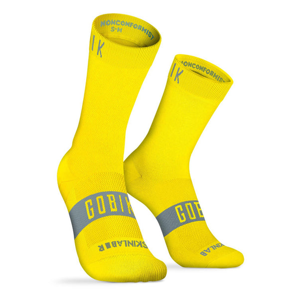 CALCETINES UNISEX PURE LIME - Velo boutique Gobik Chile