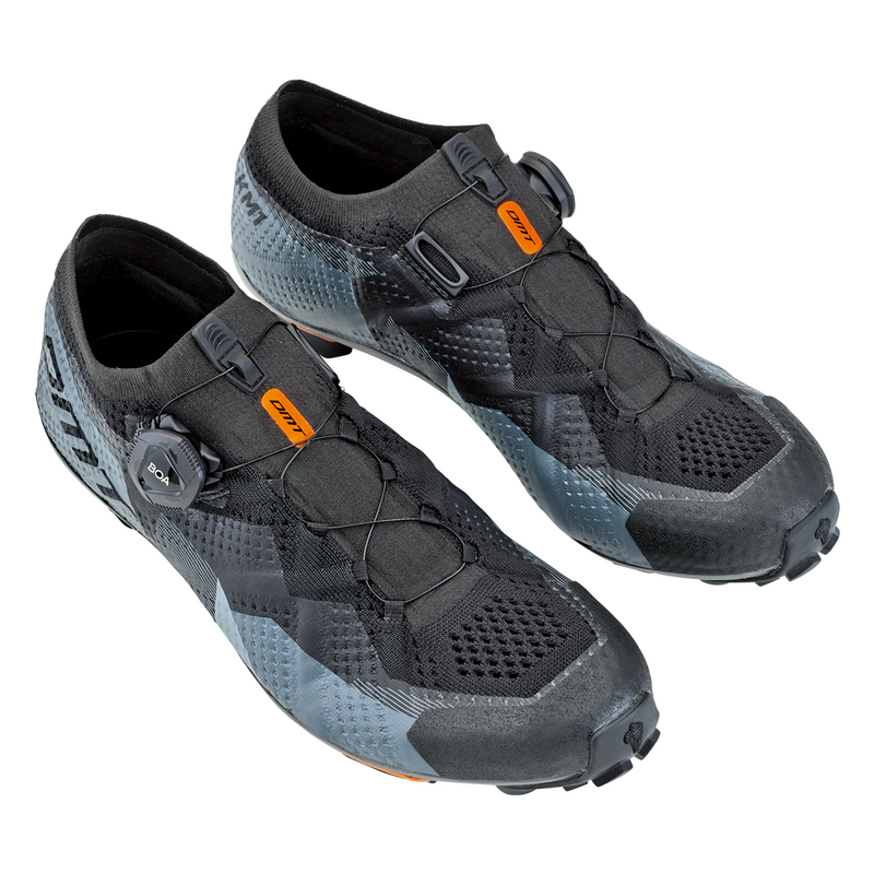 SCARPE DMT KM1 BLACK/GREY - Velo boutique Gobik Chile