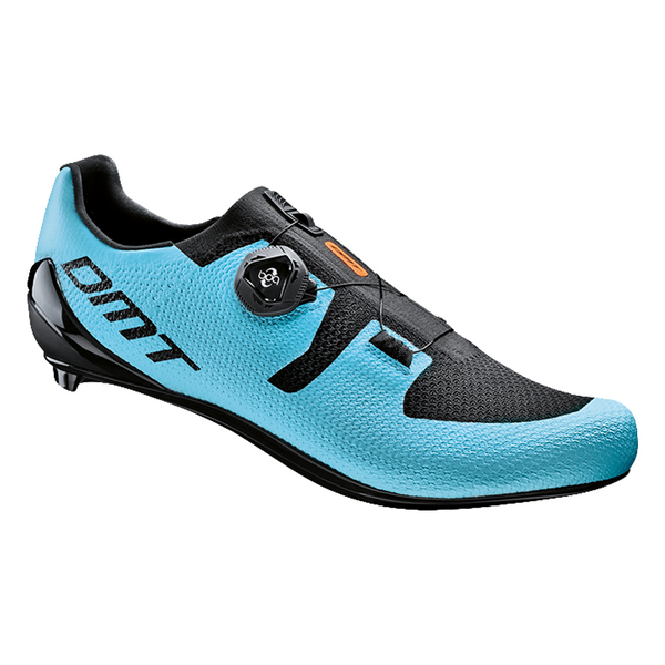 SCARPE DMT KR3 LIGHT BLUE/BLACK - veloboutiquecl