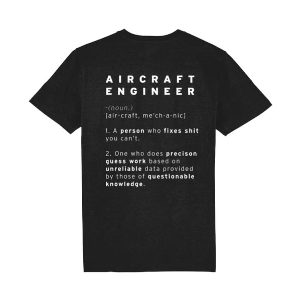 Aircraft Engineer T-Shirt - Suggested Products