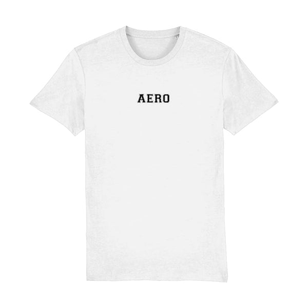 Aero T-Shirt - White / XX-Small - Suggested Products