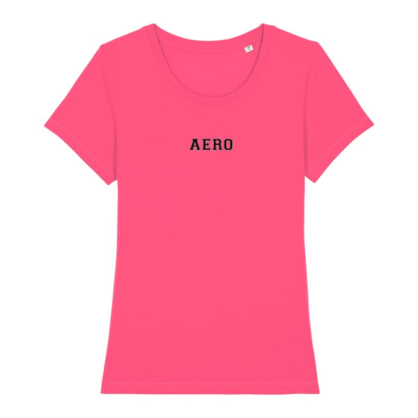 Aero Women's T-Shirt - Pink Punch / X-Small - Clothing