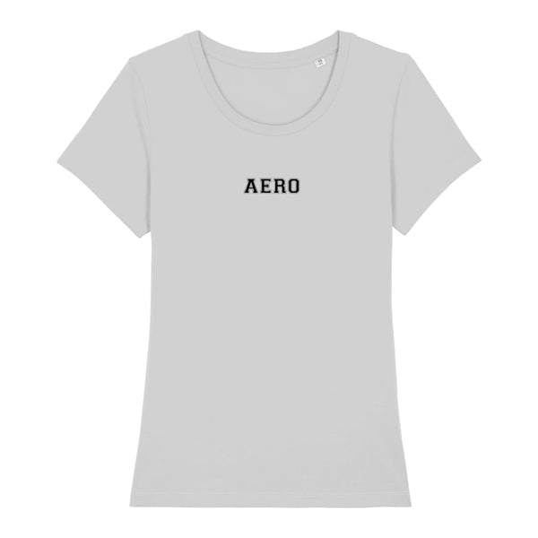 Aero Women's T-Shirt - Heather Grey / X-Small - Clothing