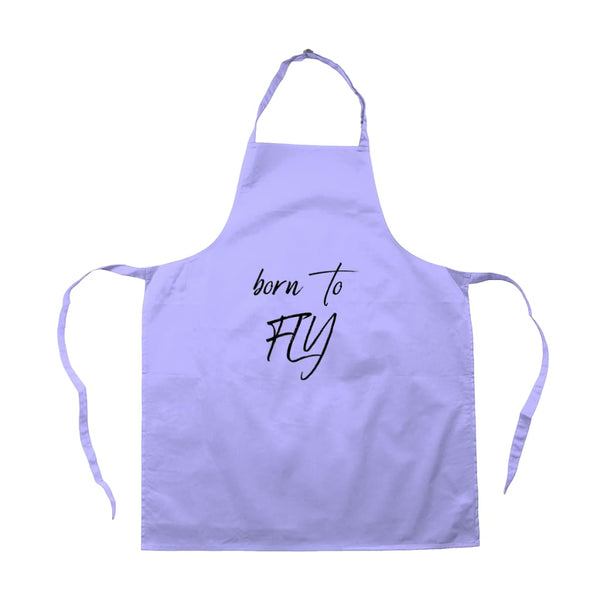 AeroThreads Accessories & Homeware Born To Fly Apron