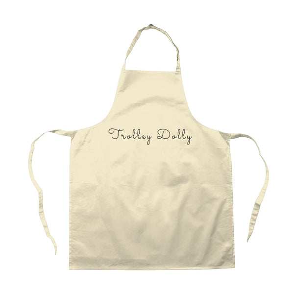 AeroThreads Accessories & Homeware Natural Trolley Dolly Apron
