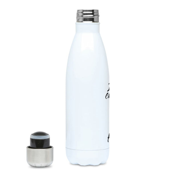 Croissants Coffee and Stamps 500ml Water Bottle - Stainless