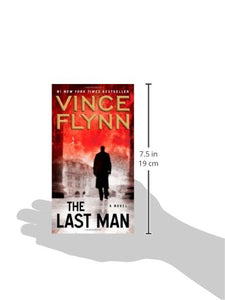 The Last Man: A Novel (A Mitch Rapp Novel)