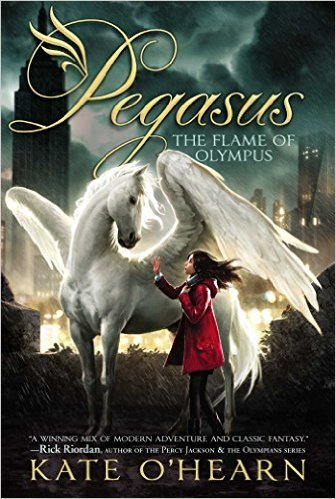 Pegasus: The Flame of Olympus (PEGASUS)