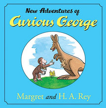 Load image into Gallery viewer, The New Adventures of Curious George (Curious George Green Light Reader - Level 1)