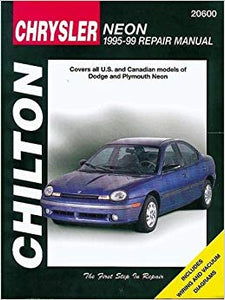 Chrysler Neon, 1995-99 (Chilton Total Car Care Series Manuals)