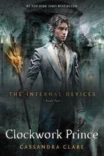 Load image into Gallery viewer, Clockwork Prince (The Infernal Devices, Book 2)
