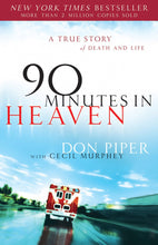 Load image into Gallery viewer, 90 Minutes In Heaven - A True Story Of Death & Life