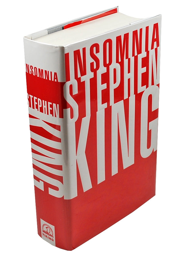 Insomnia by Stephen King Unabridged