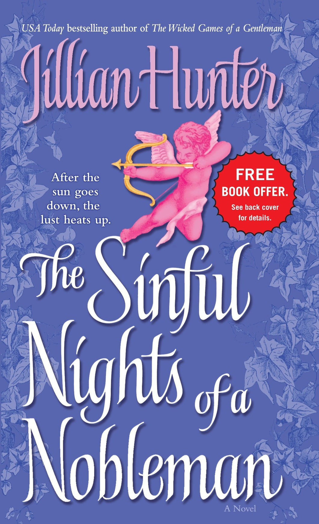 The Sinful Nights of a Nobleman: A Novel (The Boscastles)