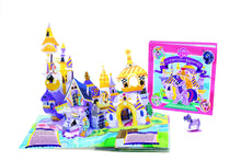Load image into Gallery viewer, My Little Pony: The Castles of Equestria: An Enchanted My Little Pony Pop-Up Book