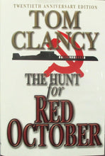 Load image into Gallery viewer, The Hunt for Red October: A Novel