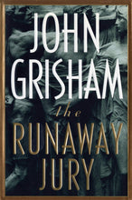 Load image into Gallery viewer, The Runaway Jury: A Novel