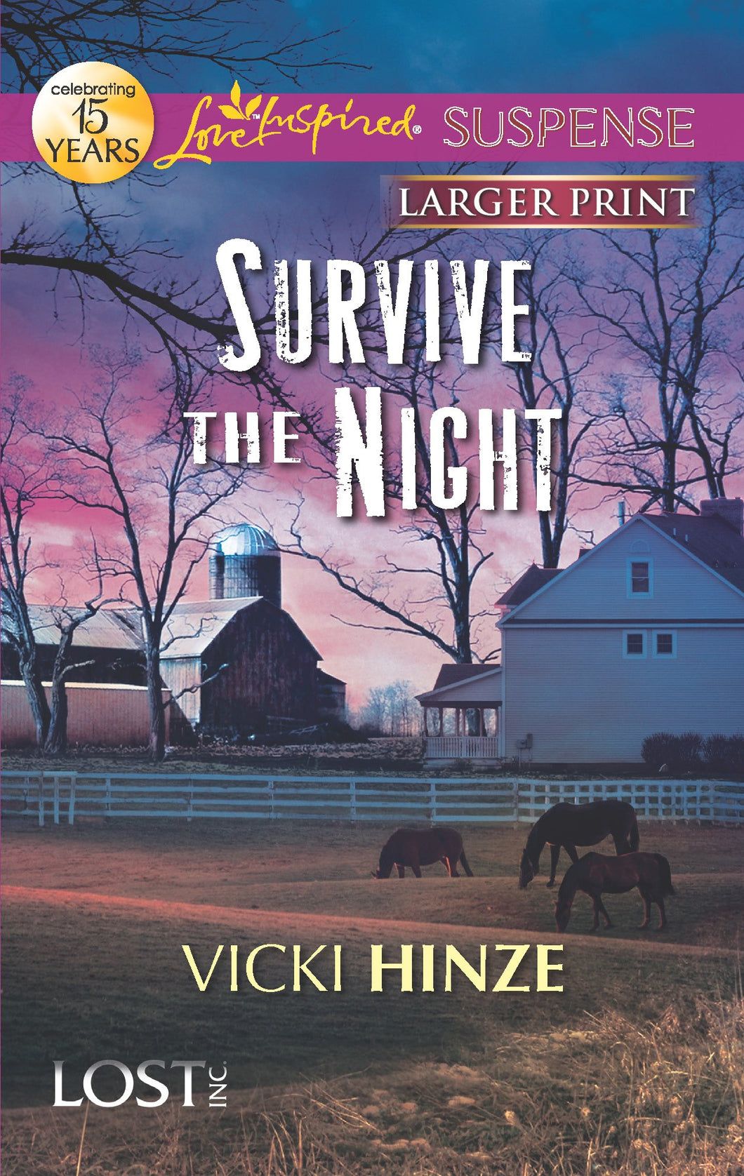 Survive the Night (Lost, Inc.)
