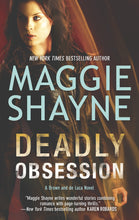 Load image into Gallery viewer, Deadly Obsession (A Brown and de Luca Novel)