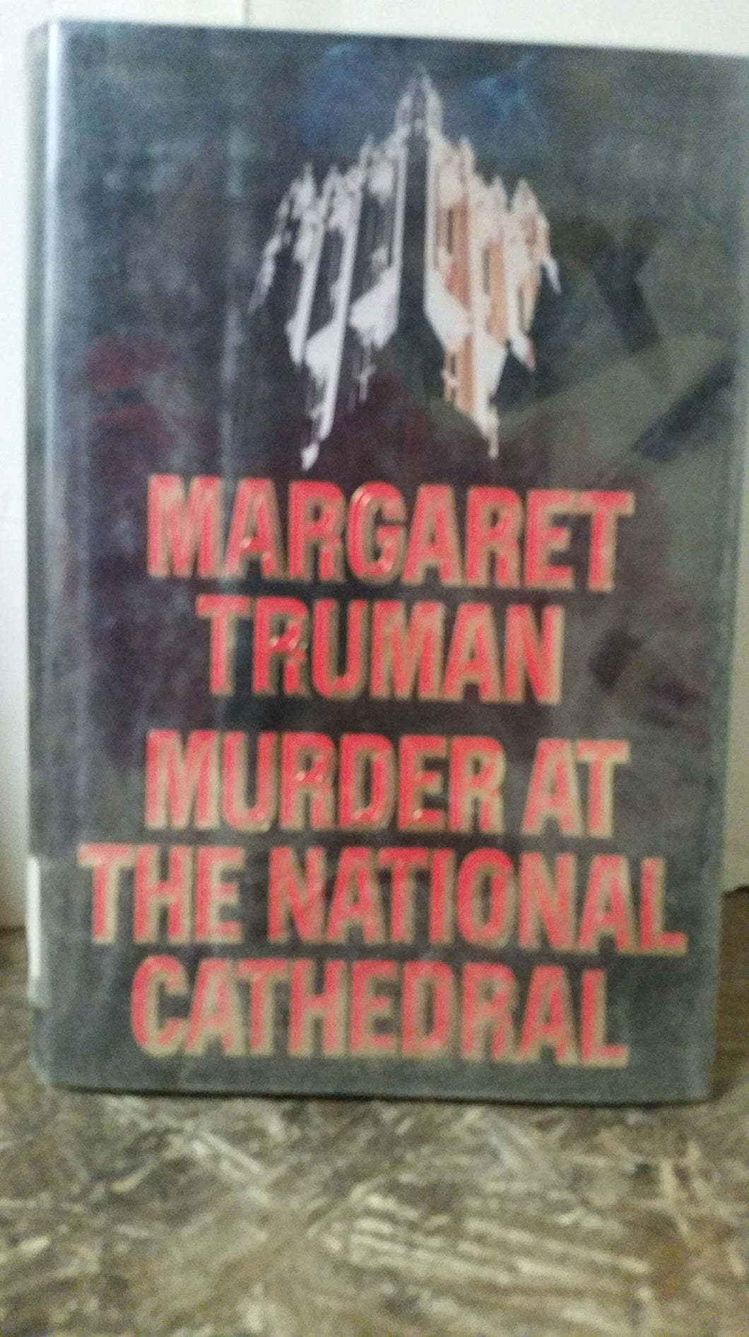 Murder at the National Cathedral