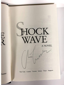 Shock Wave - 1st Edition/1st Printing
