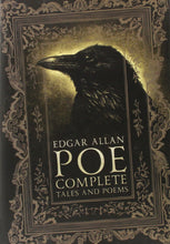Load image into Gallery viewer, Edgar Allan Poe Complete Stories and Poems