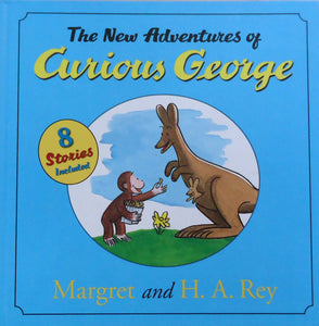 The New Adventures of Curious George (Curious George Green Light Reader - Level 1)
