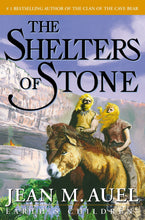 Load image into Gallery viewer, The Shelters of Stone (Earth's Children, Book 5)