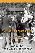 Load image into Gallery viewer, Seabiscuit: An American Legend