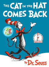 Load image into Gallery viewer, The Cat in the Hat Comes Back