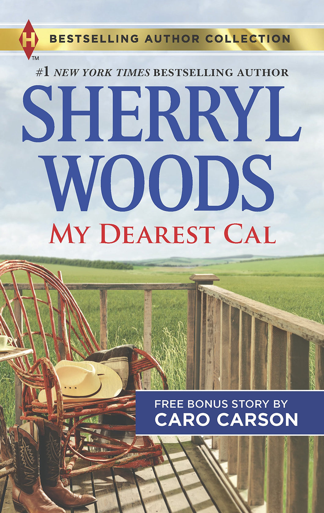 My Dearest Cal & A Texas Rescue Christmas: A 2-in-1 Collection (Harlequin Bestselling Author Collection)